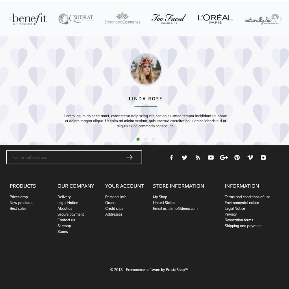 theme - Health & Beauty - Melia Cosmetics - 4
