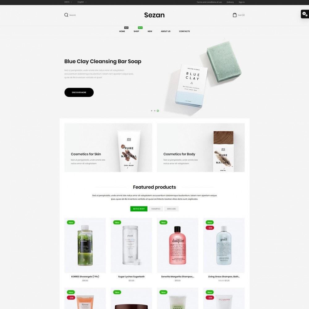theme - Gezondheid & Schoonheid - Sezan Cosmetics - 2