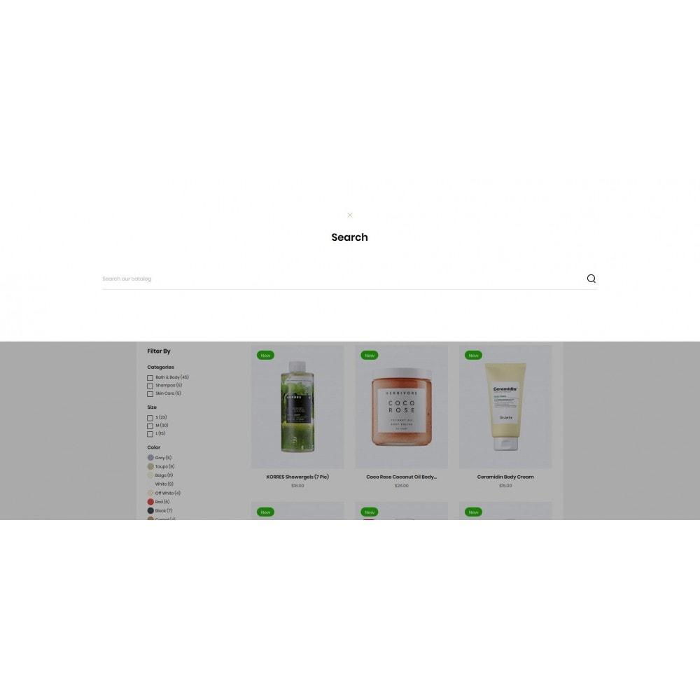 theme - Santé & Beauté - Sezan Cosmetics - 12