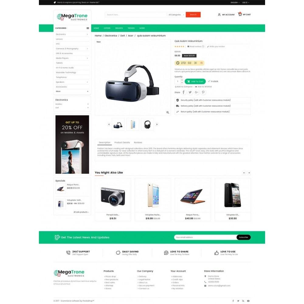 theme - Elektronik & High Tech - Mega Shop Electronics - 6
