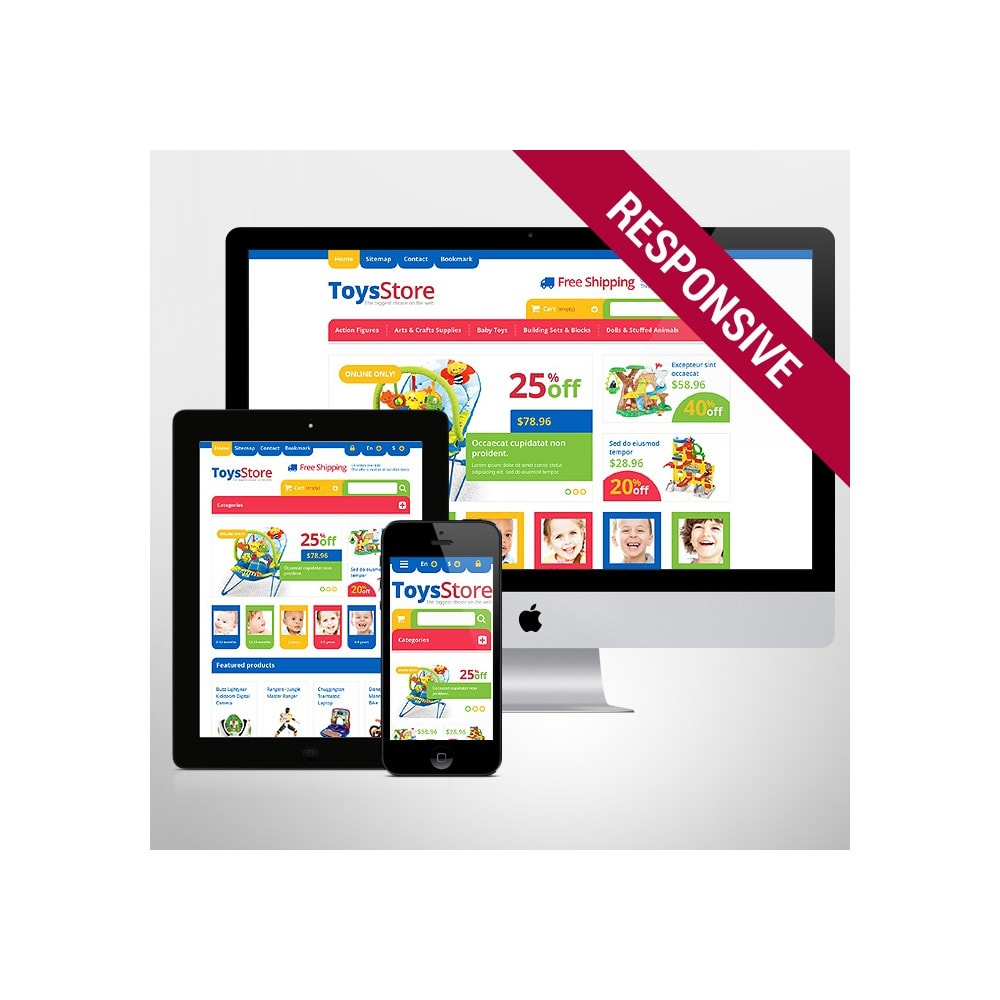 theme - Niños y Juguetes - Responsive Toys Store - 1