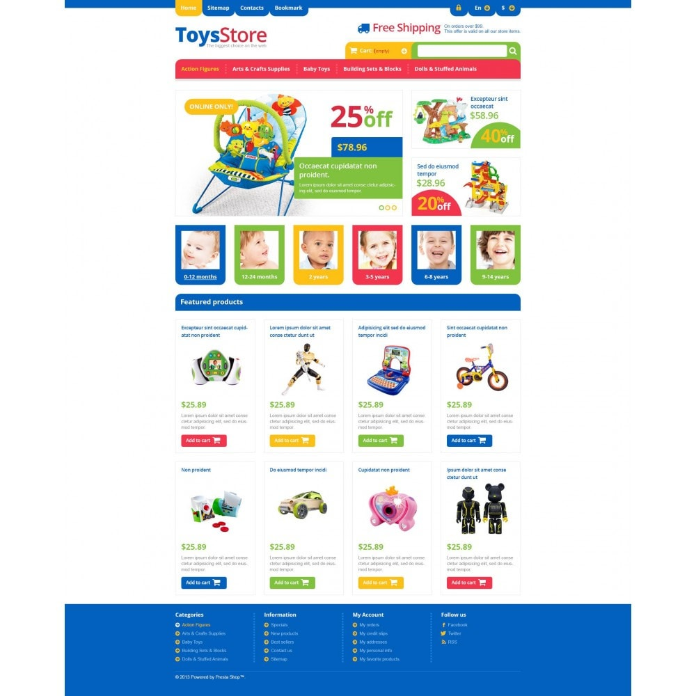 theme - Niños y Juguetes - Responsive Toys Store - 4