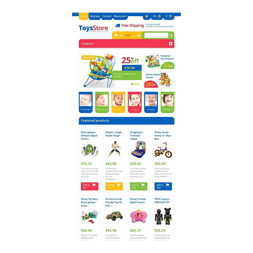 theme - Niños y Juguetes - Responsive Toys Store - 7