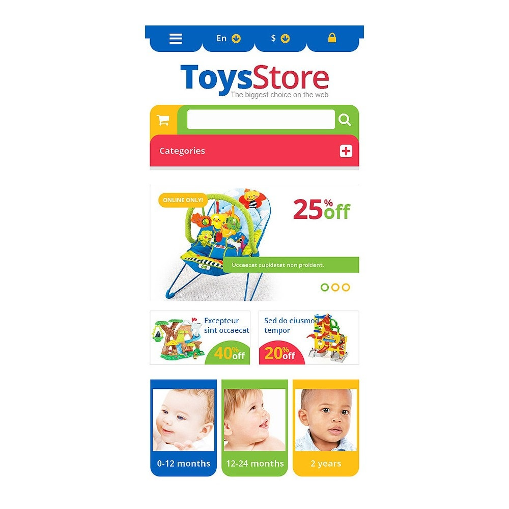 theme - Niños y Juguetes - Responsive Toys Store - 8