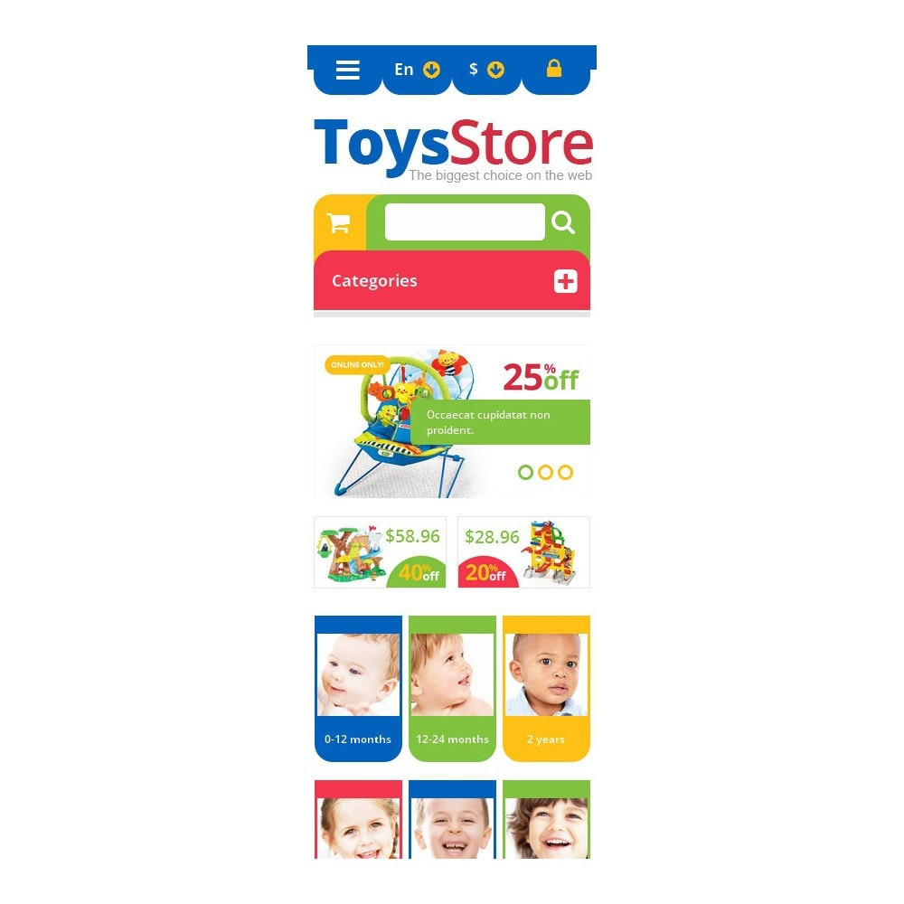theme - Niños y Juguetes - Responsive Toys Store - 9