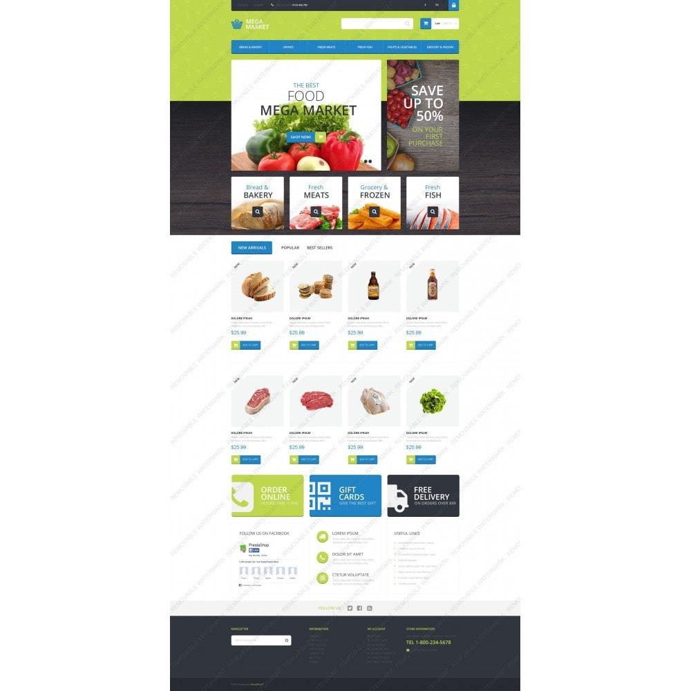 theme - Food & Restaurant - Food Shop - 3