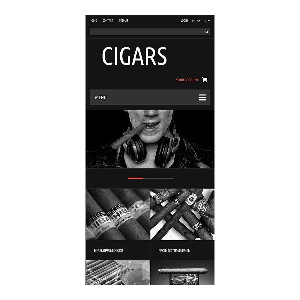 theme - Casa & Jardins - Tobacco  Cigars Store - 9
