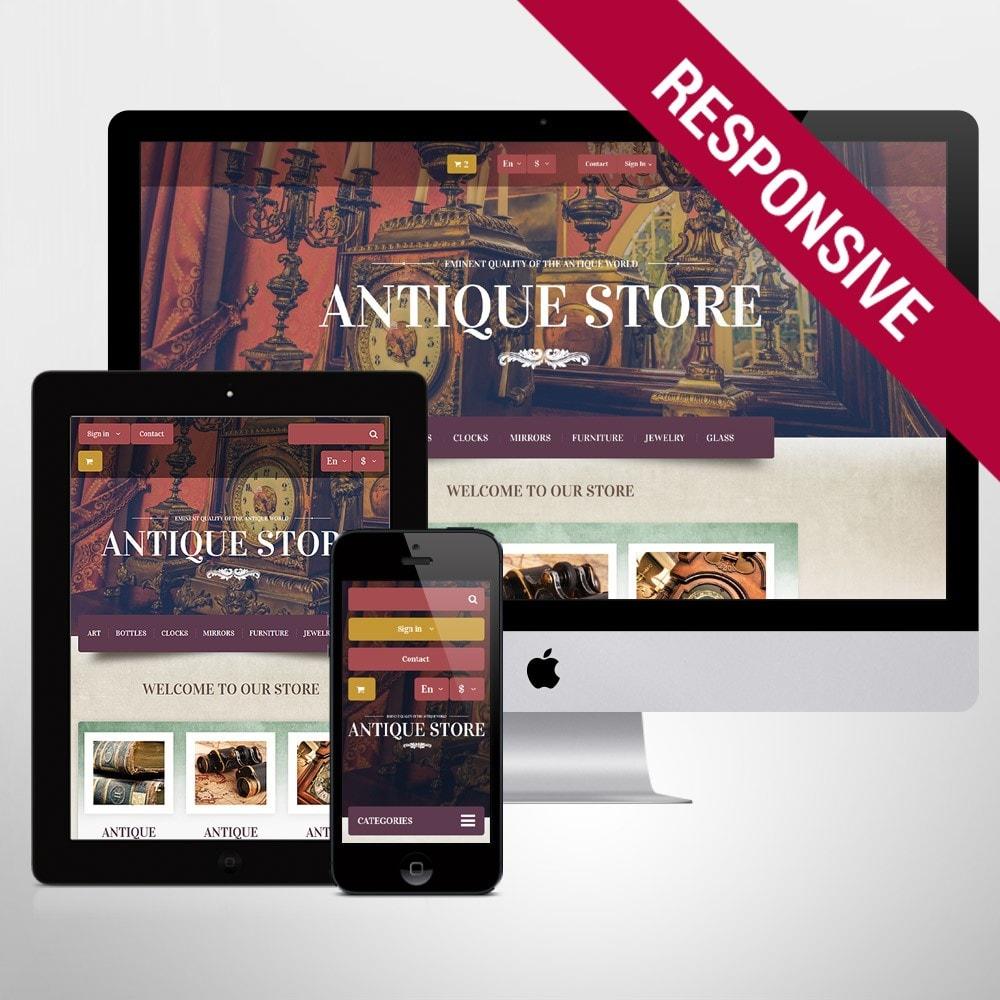 theme - Casa & Giardino - Antique Store - 1