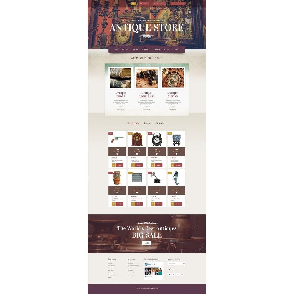 theme - Casa & Giardino - Antique Store - 2