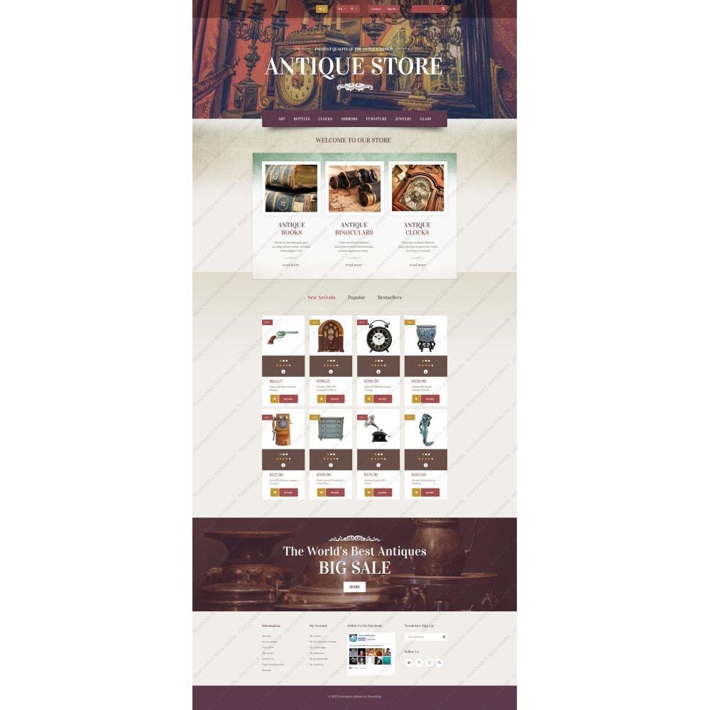 theme - Casa & Giardino - Antique Store - 5