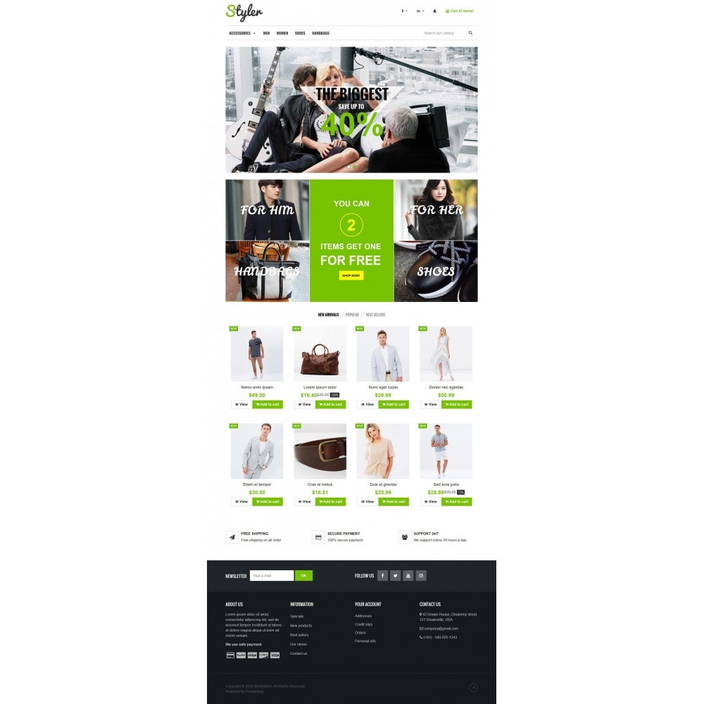 theme - Mode & Schoenen - VP_Styler Store - 2