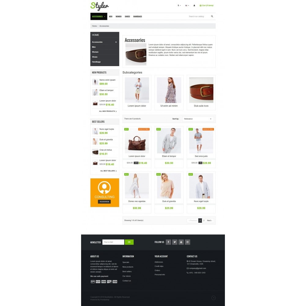 theme - Mode & Schoenen - VP_Styler Store - 3