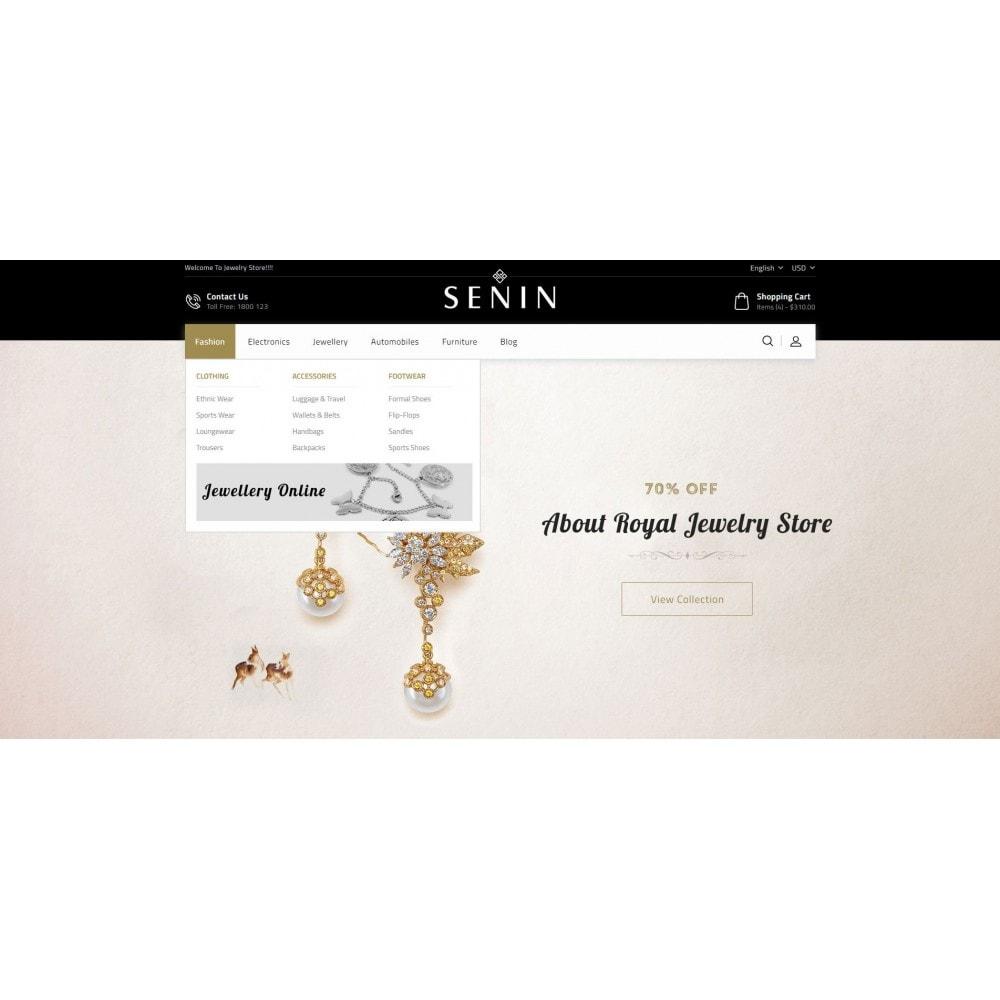 theme - Bellezza & Gioielli - SENIN - Jewelry Store - 6