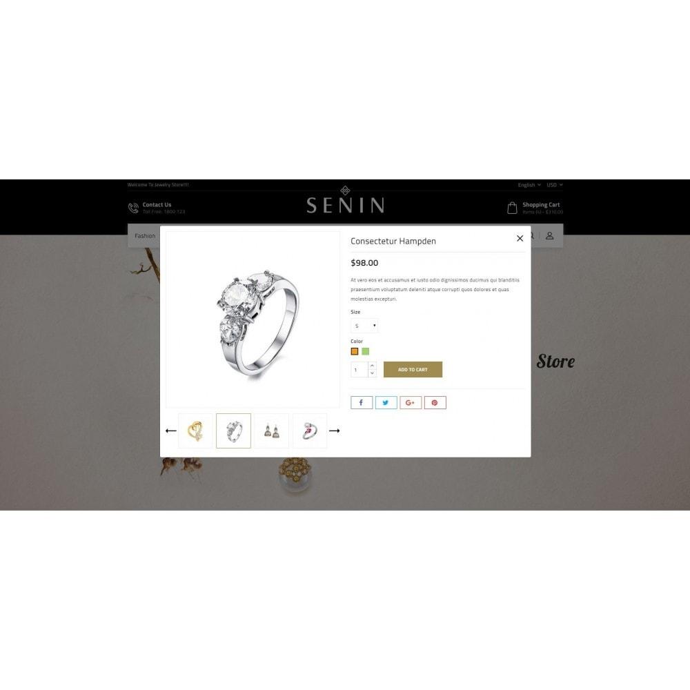 theme - Bellezza & Gioielli - SENIN - Jewelry Store - 7
