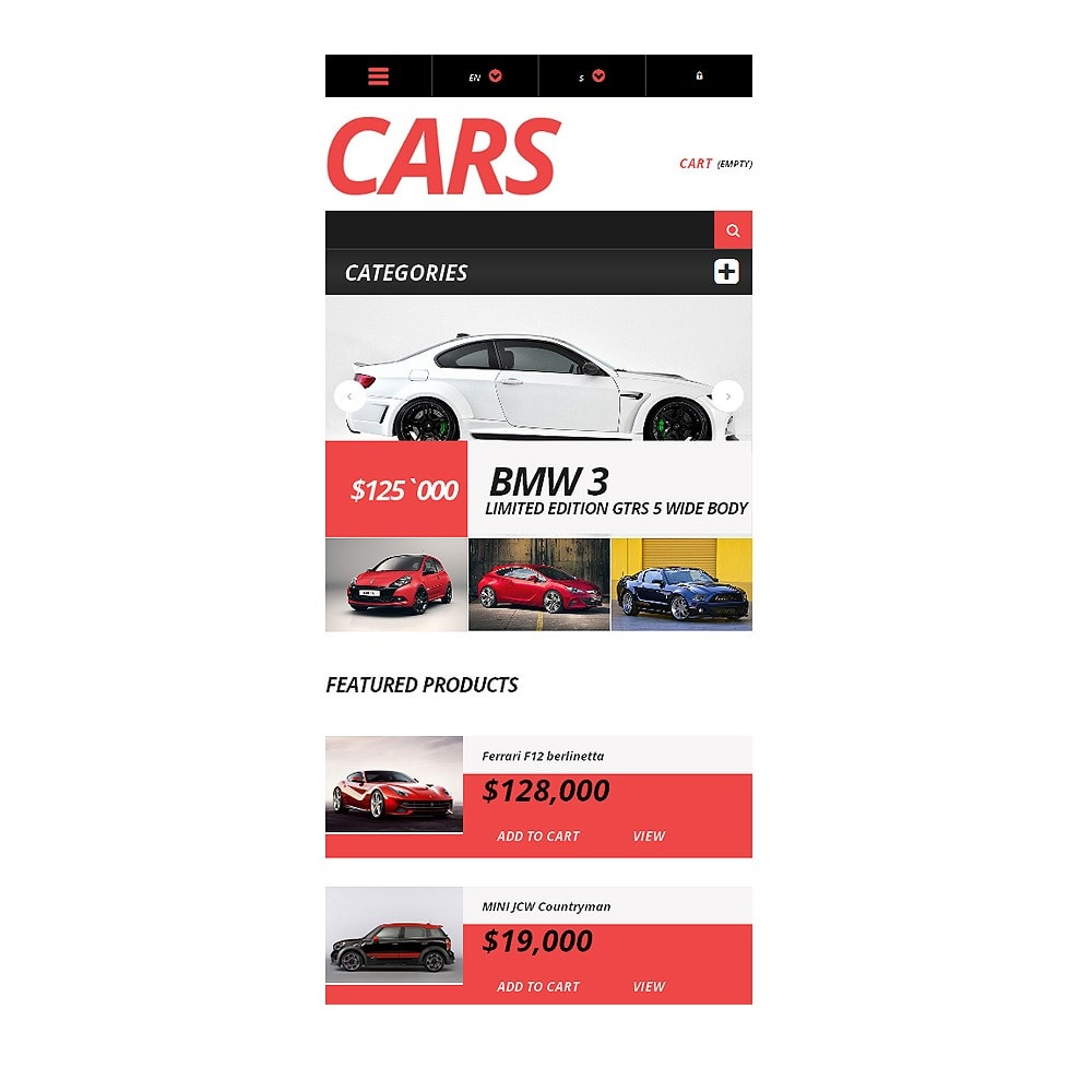 theme - Coches y Motos - Cars Store - 8