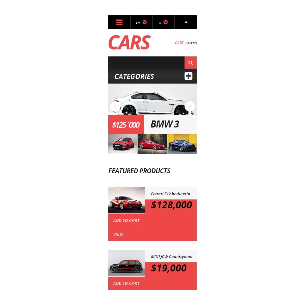 theme - Coches y Motos - Cars Store - 9