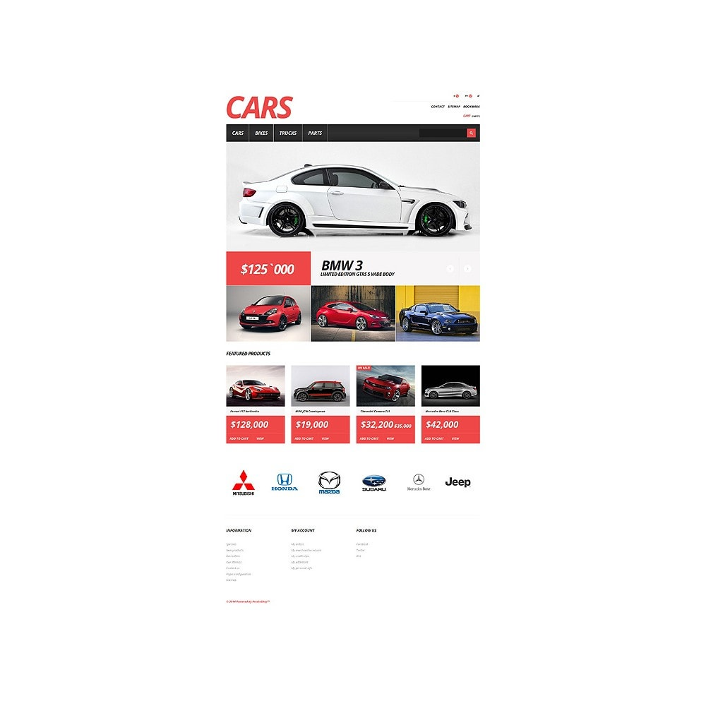 theme - Coches y Motos - Cars Store - 10
