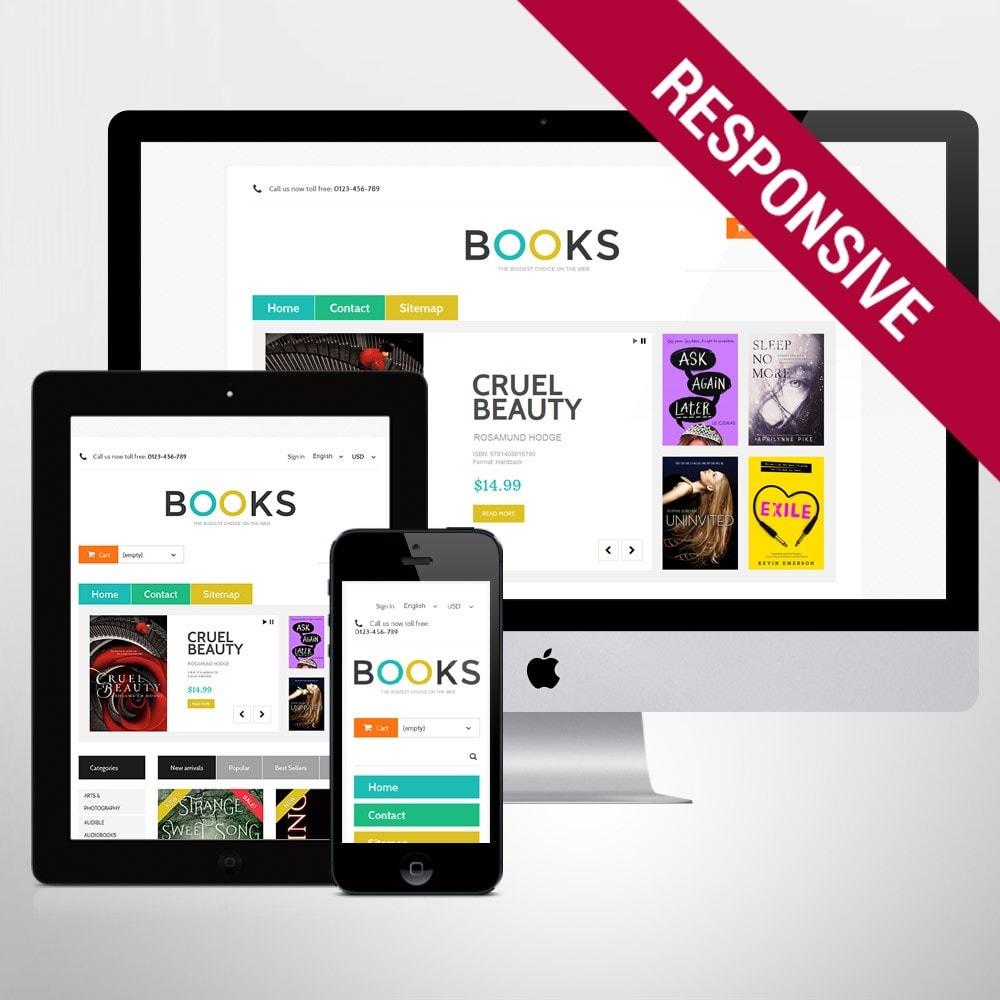 theme - Arte y Cultura - Online Bookstall - 1