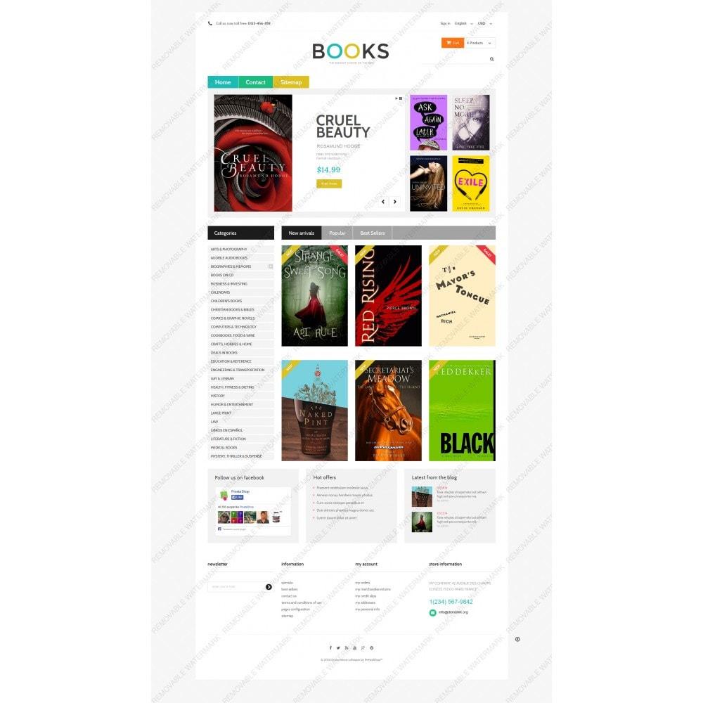 theme - Arte y Cultura - Online Bookstall - 3