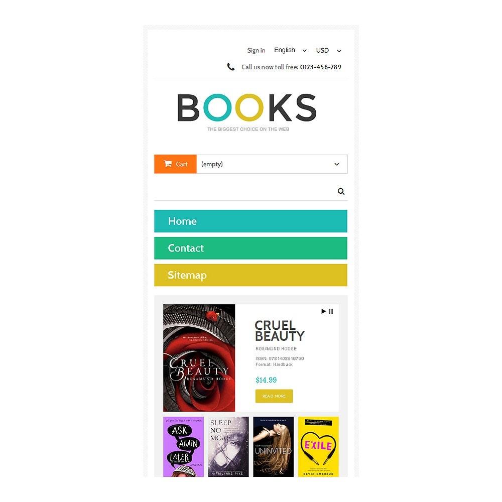 theme - Arte y Cultura - Online Bookstall - 8