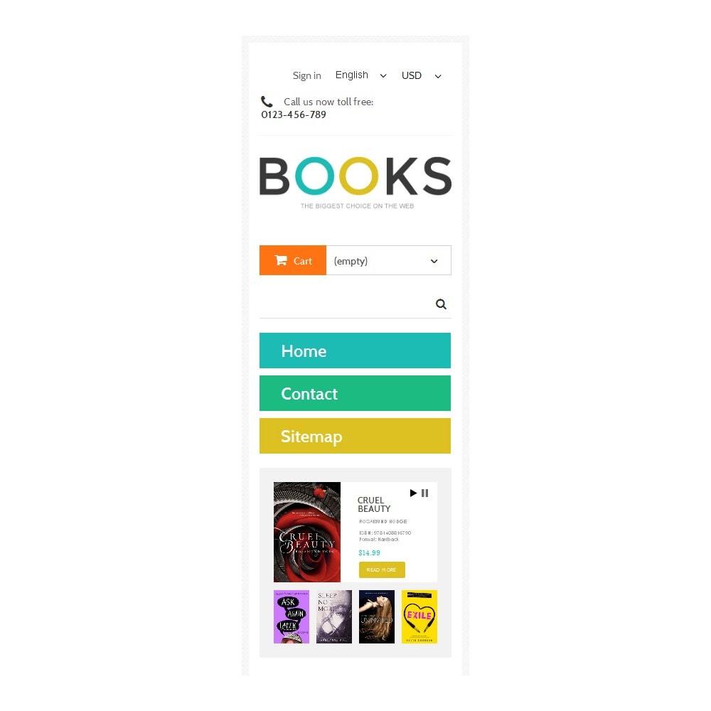 theme - Arte y Cultura - Online Bookstall - 9