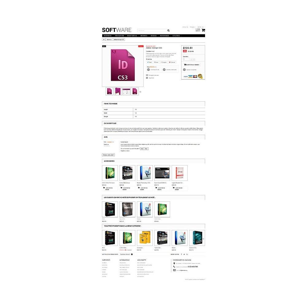 theme - Electrónica e High Tech - Software Shopping - 6