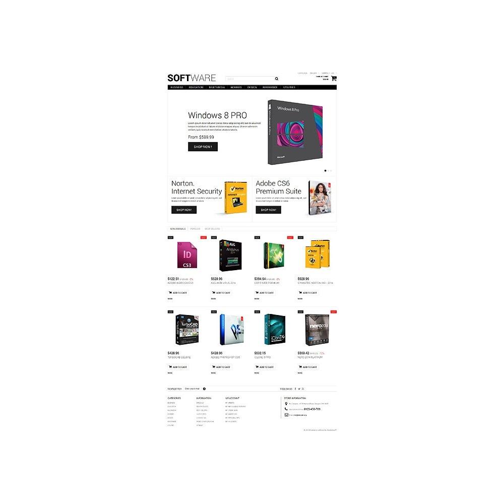theme - Electrónica e High Tech - Software Shopping - 10