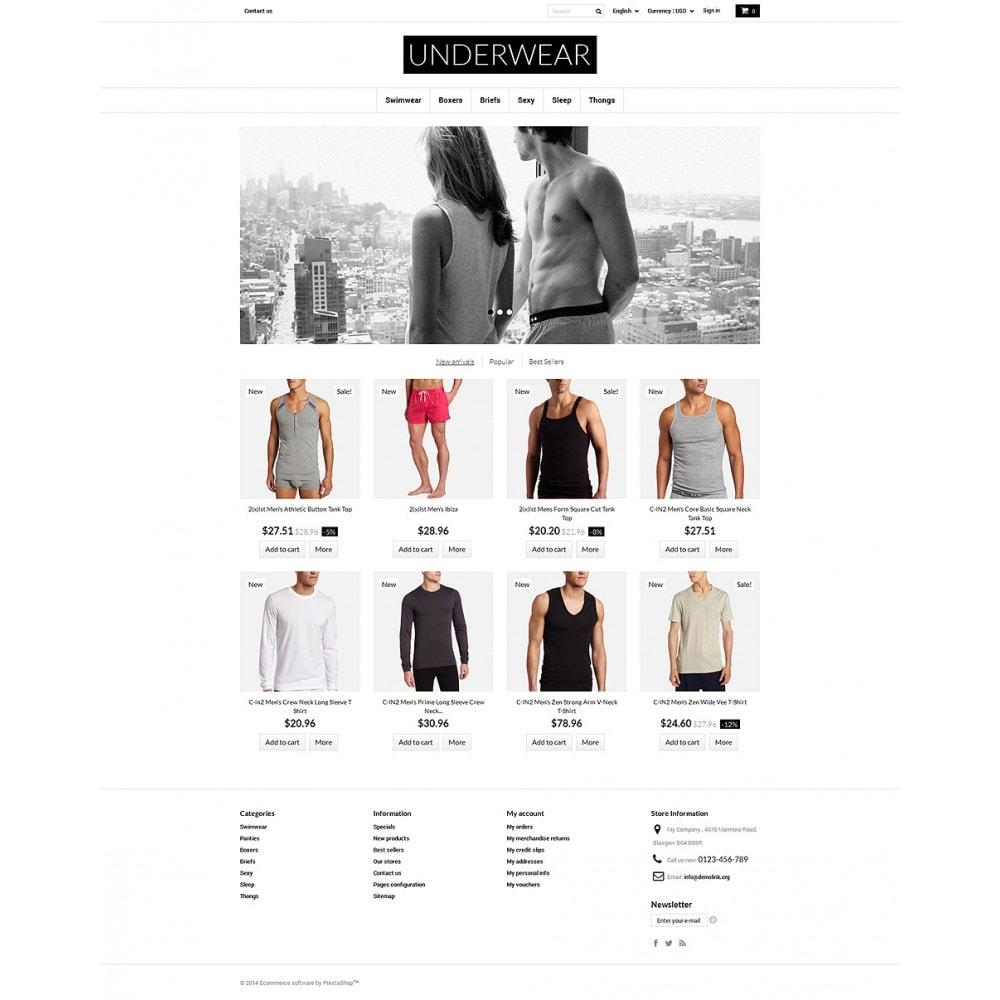 theme - Fashion & Shoes - Underwear for Men - 2
