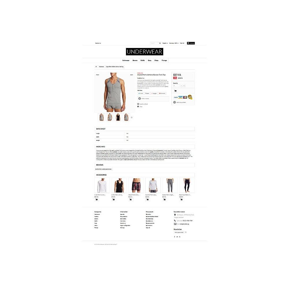 theme - Fashion & Shoes - Underwear for Men - 6