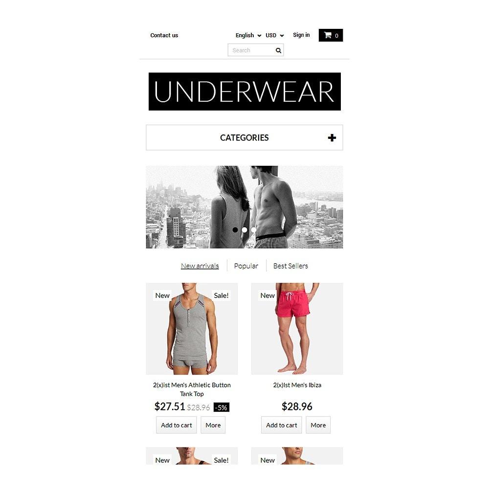 theme - Fashion & Shoes - Underwear for Men - 8