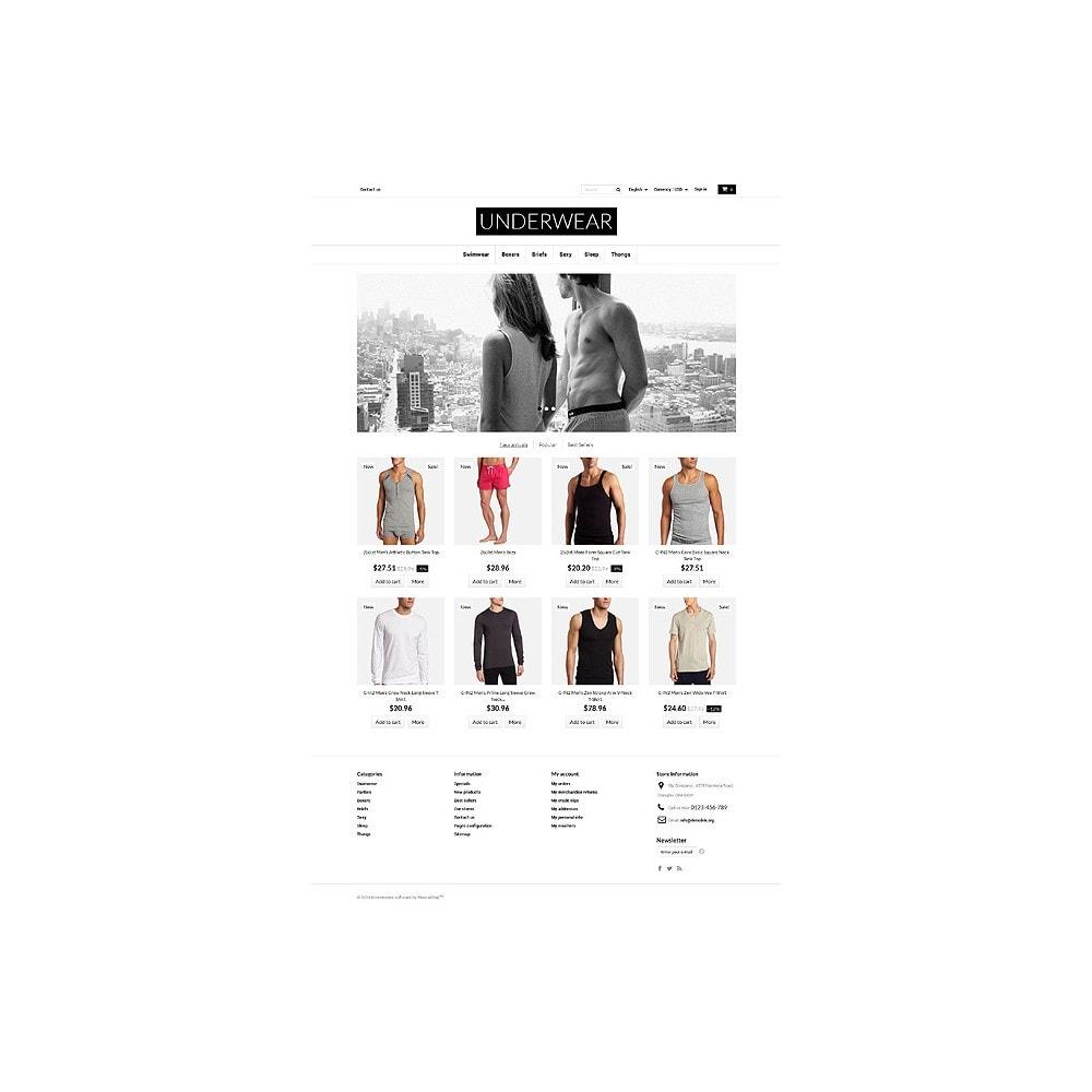 theme - Fashion & Shoes - Underwear for Men - 10