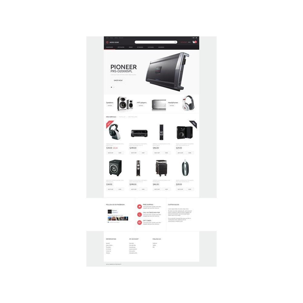 theme - Electronique & High Tech - Audiogear Shop - 10