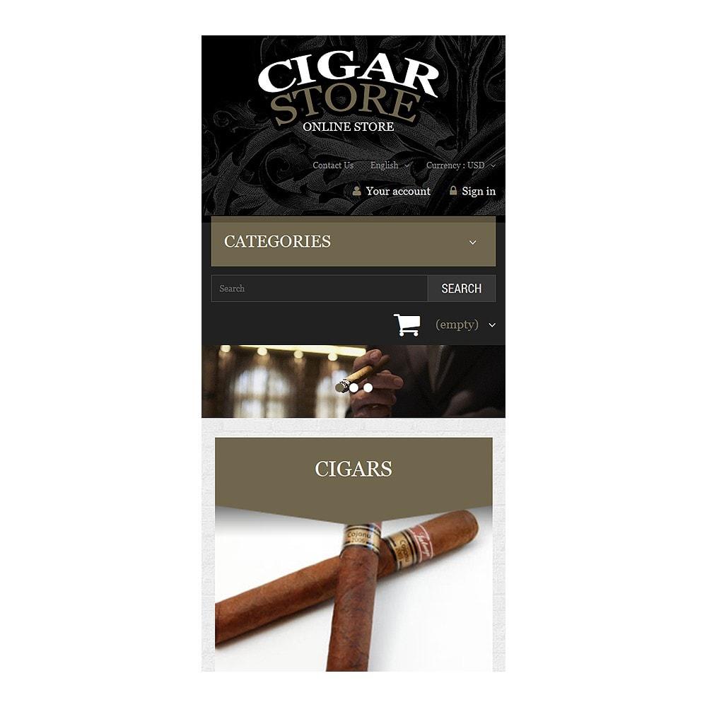 theme - Home & Garden - Cigar Smoking Diversion - 8