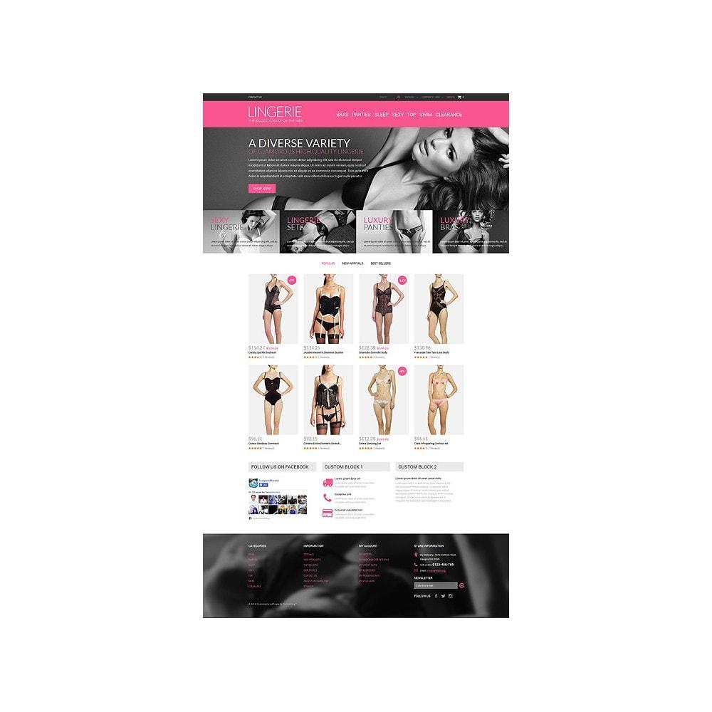 theme - Mode & Schoenen - Lingerie Shop - 10