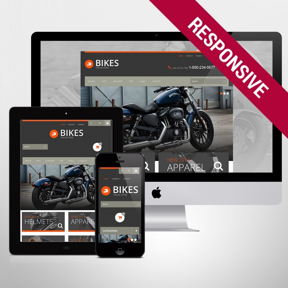 theme - Autos & Motorräder - Speedy Ride - 1
