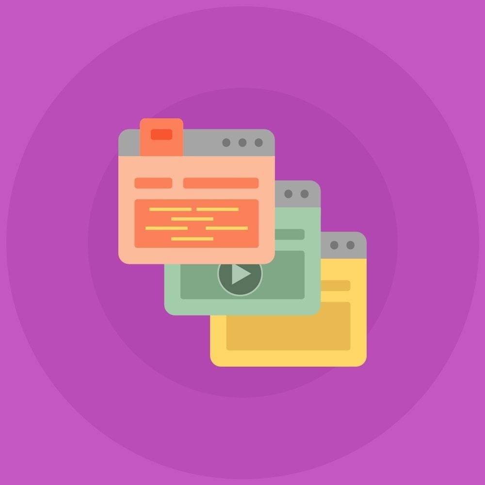module - Informação Adicional & Aba de Produto - Knowband - Product Tabs - 2