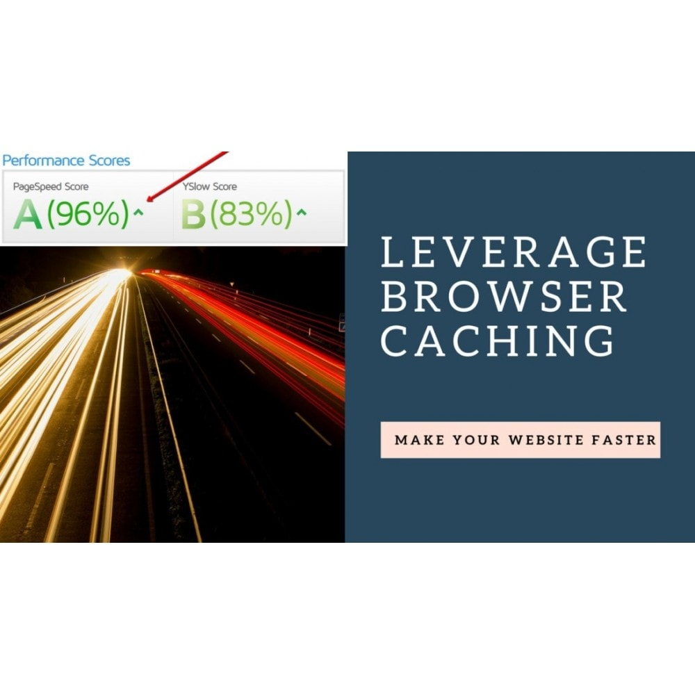 module - Performance du Site - Leverage Browser Caching - 1