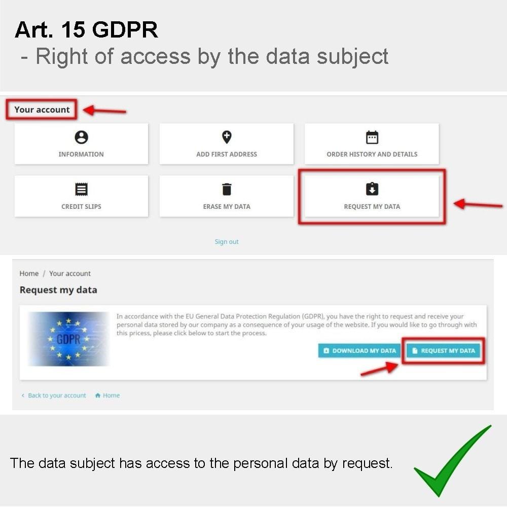 module - Rechtssicherheit - GDPR Compliance Pro - 6