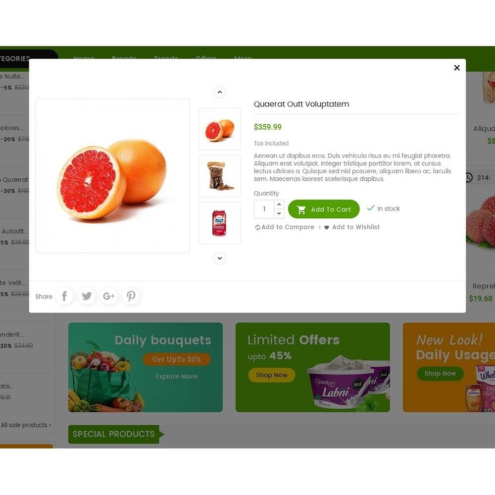 theme - Gastronomía y Restauración - Mega Mart Grocery - 9