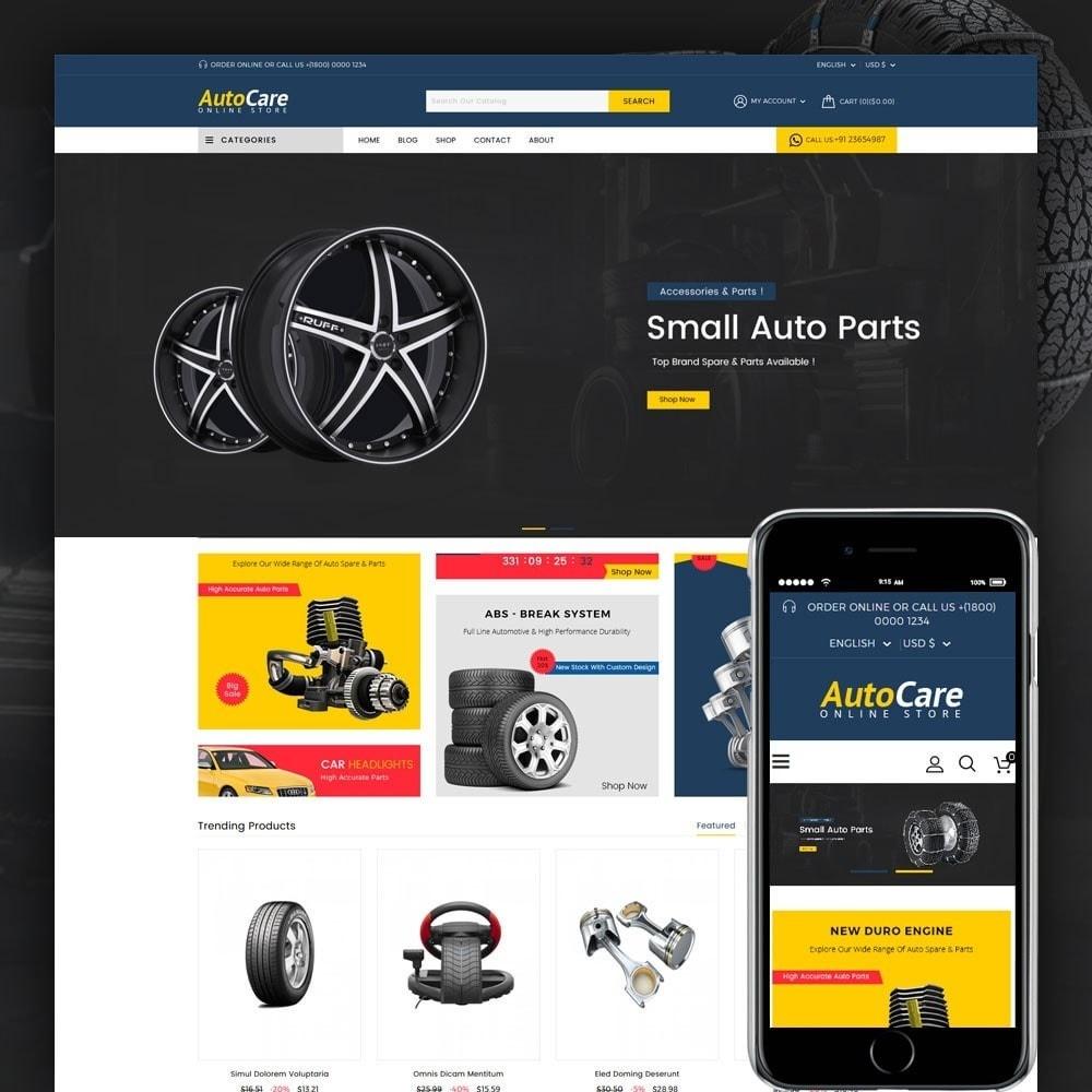 theme - Coches y Motos - Auto Care - 1