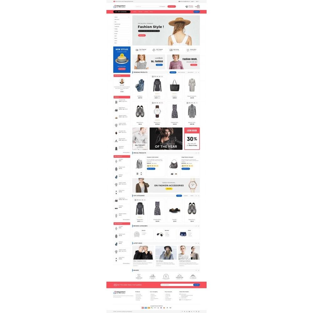 theme - Moda & Calzature - Mega Mart Fashion Apparel - 3