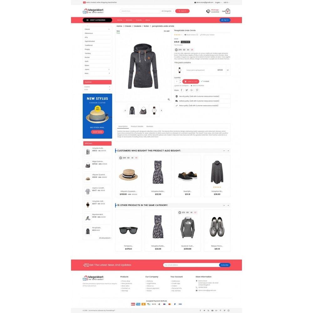 theme - Moda & Calzature - Mega Mart Fashion Apparel - 6