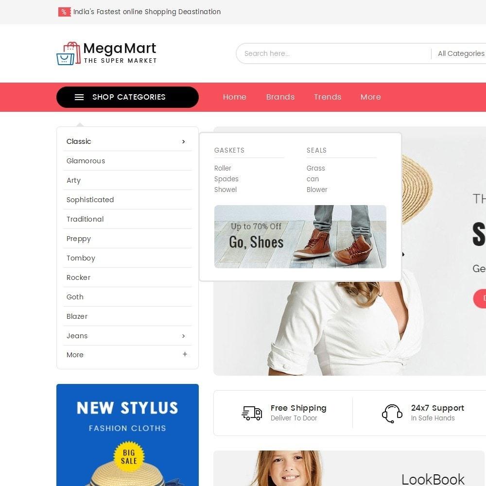 theme - Moda & Calzature - Mega Mart Fashion Apparel - 10