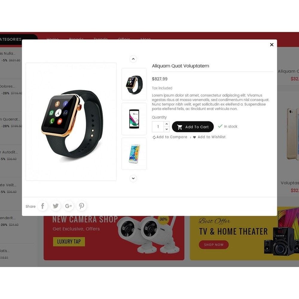 theme - Electrónica e High Tech - Mega Mart Electronics - 9