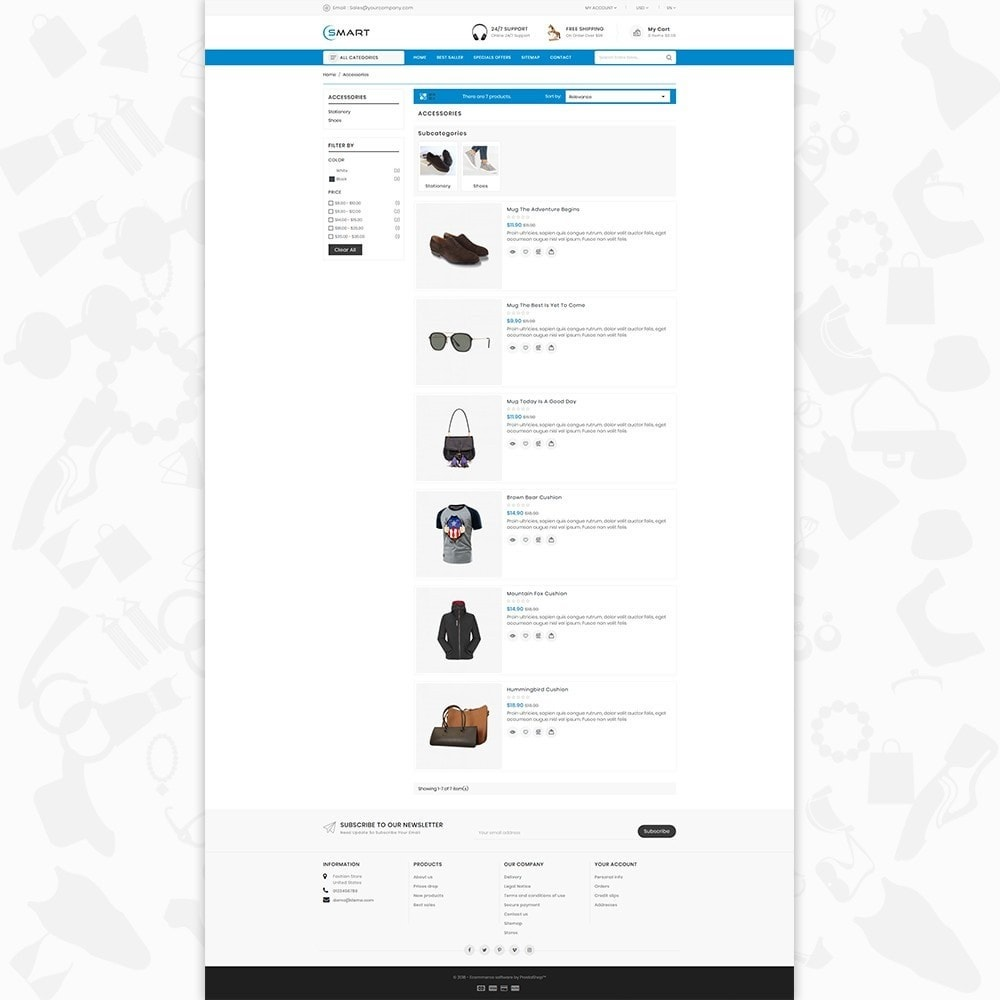 theme - Moda & Obuwie - Smart  - The Smart Store - 4