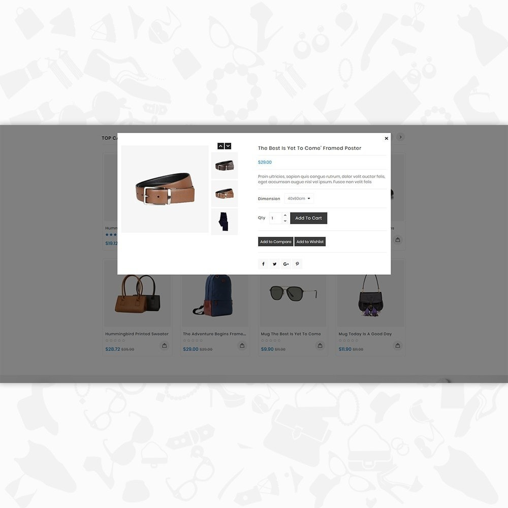 theme - Moda & Obuwie - Smart  - The Smart Store - 7