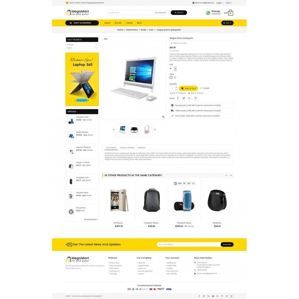 theme - Electronique & High Tech - Mega Electronics Mart - 6