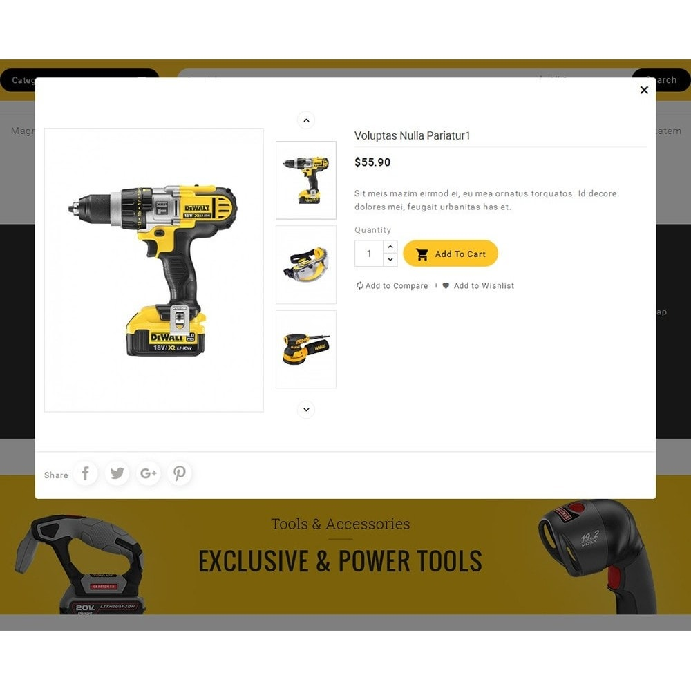 theme - Elettronica & High Tech - Look me Tools Equipment - 9