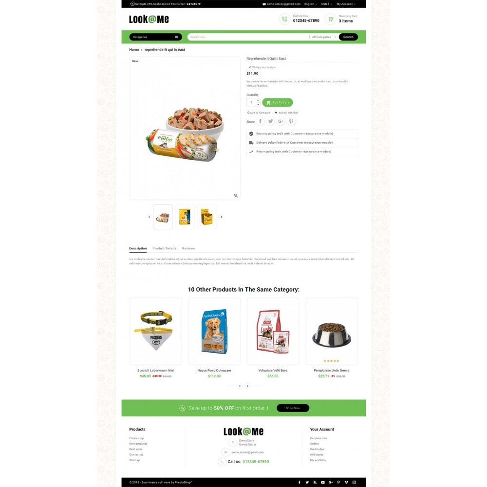 theme - Animaux - Look me Pets Store - 6