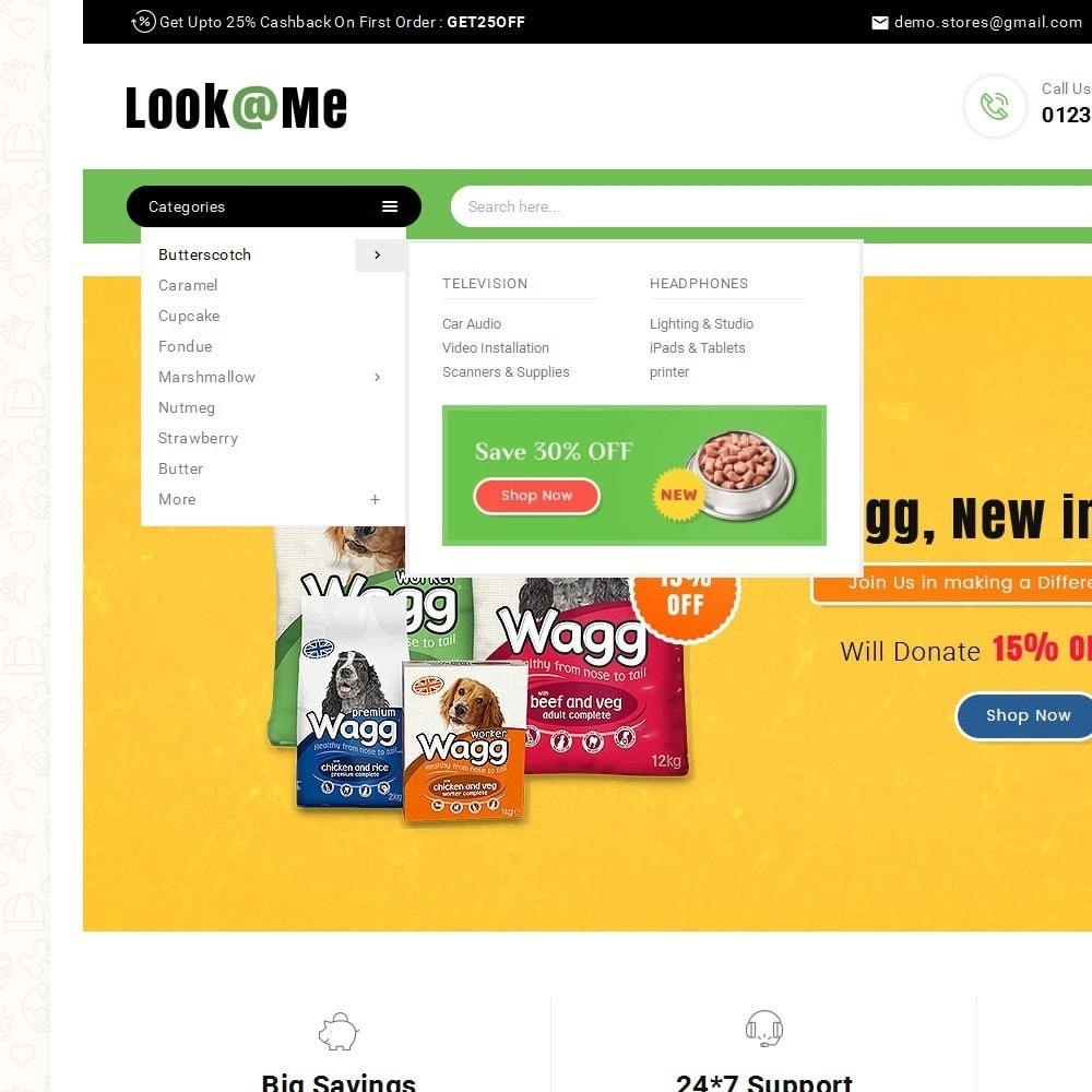 theme - Animaux - Look me Pets Store - 10